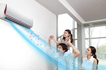 Uso del aire acondicionado